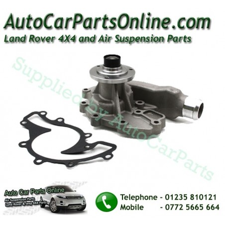 Water Coolant Pump V8 Petrol Range Rover Land Rover with Replacment Gasket