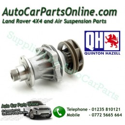 Water Cooling Pump 2.5 TD Diesel BMW Quinton Hazell Range Rover P38 MKII with Replacement Gasket www.p38spares.com  STC3342 G Al