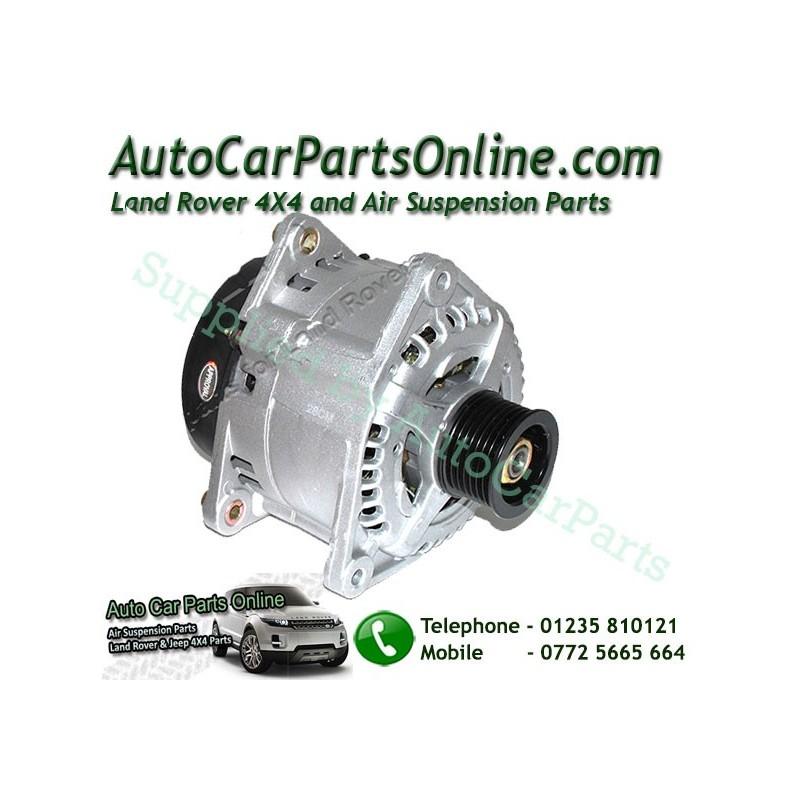 Petrol GEMS 120AMP Alternator P38 MKII V8 4.0 4.6 Models 1995-1999 www.p38spares.com  1123 - AMR2938