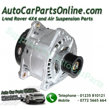 Flange To Hub Bolt M12X85 - Land Rover Discovery 2  4.0 L V8 & Td5 Models 1998-2004