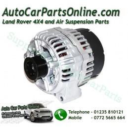 Petrol Thor 130AMP Alternator P38 MKII V8 4.0 4.6 Models 1999-2002 www.p38spares.com  ERR6413