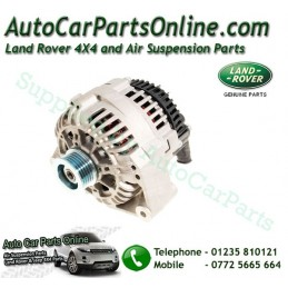Diesel Genuine LR 105AMP Alternator P38 MKII 2.5 BMW Models 1995-2002 www.p38spares.com  1453 - STC2227 - (Genuine Allm)