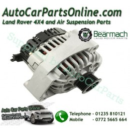 Diesel 105AMP Alternator P38 MKII 2.5 BMW Models 1995-2002 - supplied by p38spares