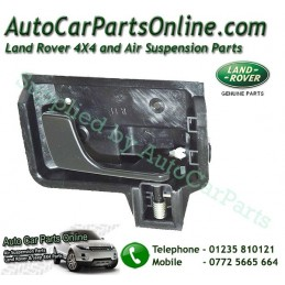 Front Right Hand Inner Door Handle Genuine P38 MKII All Models 1995-1998 - supplied by p38spares