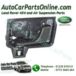 Front Left Hand Inner Door Handle Genuine P38 MKII All Models 1995-1998 - supplied by p38spares
