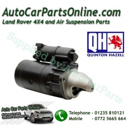 Remanufactured Diesel Starter Motor Quinton Hazell P38 MKII 2.5TD BMW Engine 1995-2002 - supplied by p38spares
