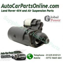 Diesel Starter Motor Global Power P38 MKII 2.5TD BMW Engine 1995-2002 www.p38spares.com  ERR5445 GP Allmakes