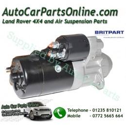 Diesel Starter Motor Britpart P38 MKII 2.5TD BMW Engine 1995-2002 www.p38spares.com  ERR5445 Britpart
