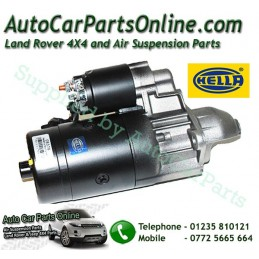 Diesel Starter Motor Hella P38 MKII 2.5TD BMW Engine 1995-2002 - supplied by p38spares