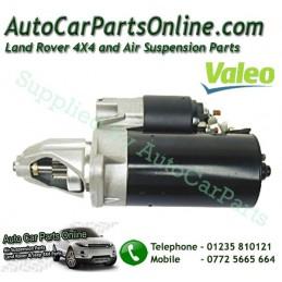 Petrol Starter Motor Valeo V8 Land Rover Range Rover Models (See List for Fitments) www.p38spares.com petrol, v8, rover, range,