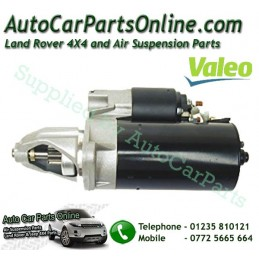 Petrol Starter Motor Valeo V8 Land Rover Range Rover Models  (See List for Fitments)