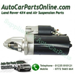 Petrol Starter Motor Britpart Range Rover P38 MKII V8 4.0 4.6 Models 1995-2002 www.p38spares.com  NAD101490 Britpart