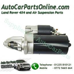 Petrol Starter Motor Britpart Range Rover P38 MKII V8 4.0 4.6 Models 1995-2002 - supplied by p38spares petrol, v8, rover, rang