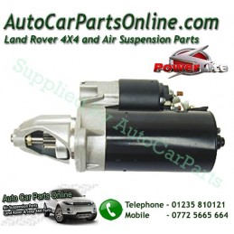 Petrol Starter Motor Powerlite Range Rover P38 MKII V8 4.0 4.6 Models 1995-2002 - supplied by p38spares petrol, v8, rover, ran