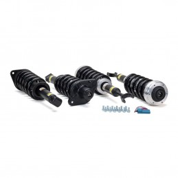 Audi A6 C5 A6 Arnott Air To Coil Conversion Kit With EMB Allroad Quatto 1999-2005