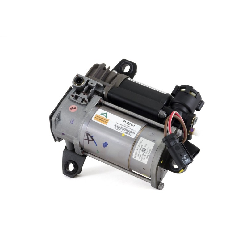 Wabco / Arnott Air Suspension Compressor Pump Jaguar XJ Series X350, X358 Chassis 2004-2010 www.p38spares.com air, arnott, compr
