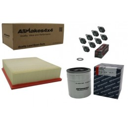Service Kit - Discovery 2 - 4.0P V8 1998 - 2004 - supplied by p38spares kit, v8, 2, discovery, -, Service, 4.0P