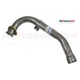Front Exhaust Down Pipe Defender 2.5Td 1989-1991 www.p38spares.com front, Pipe, defender, exhaust, 2.5TD, Down, 1989-1991 ESR159