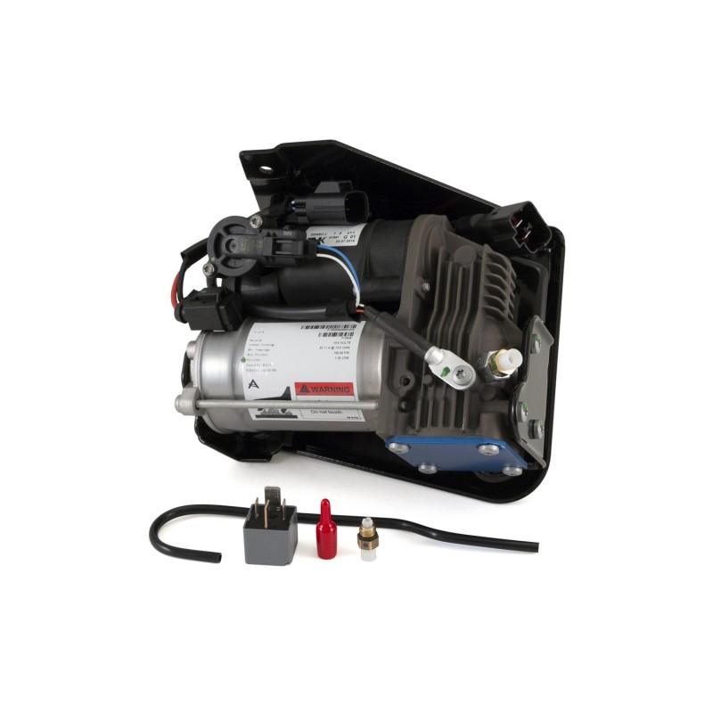 Land Rover Discovery 3, Discovery 4, Range Rover Sport AMK Air Suspension Compressor/Dryer Assembly  2004-2014