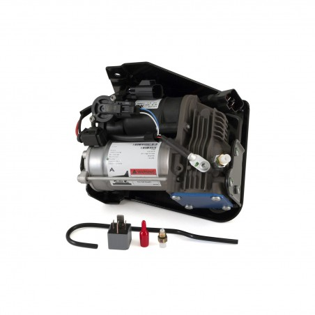 AMK Air Suspension Compressor & Dryer Assembly  Land Rover Discovery 3 LR3, Discovery 4 LR4, Range Rover Sport  RRS 2004-2014