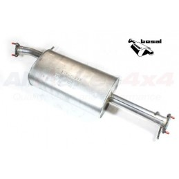 Bosal Front Silencer Exhaust Assembly Defender 110 (Not NAS) Td4 Models 1999-2006 www.p38spares.com front, assembly, defender, e