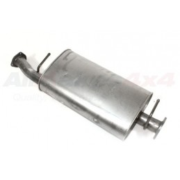 Front Exhaust Silencer Assembly Discovery 2 - 2.5 Td5 Models 1998-2004 - supplied by p38spares front, assembly, 2, discovery,