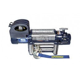 Superwinch Talon 12,500Lbs 12V Winch With Wire Rope And Roller Fairlead - All Models - supplied by p38spares with, discovery,