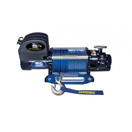 Superwinch Talon 12500lbs 12V Winch With Synthetic Rope And Alu Hawse - All Models - supplied by p38spares with, and, models,