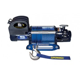 Superwinch Talon 9.5SR 9500lbs 12V Winch With Synthetic Rope And Alu Hawse - All Models - supplied by p38spares 5, with, disco