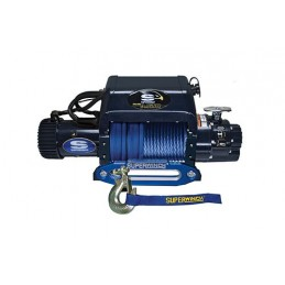 Superwinch Talon Talon 9.5iSR - 9500lbs 12V Winch With Synthetic Rope And Alu Hawse - All Models - supplied by p38spares with,