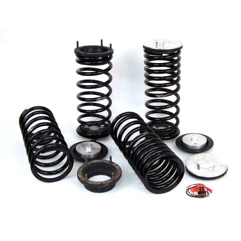 Arnott   Arnott Full Air Spring To Coil Conversion Kit Range Rover P38 MKII 1994-2002 - supplied by p38spares air, arnott, sprin