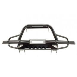 Defender Tubular Winch Bumper With A-Bar (Non Air Conditioning) - 90/110/130 www.p38spares.com air, with, defender, -, Winch, 90