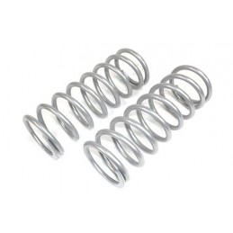 Standard Load Rear Springs (Defender 90) 1-Inch Lowered - All Models - supplied by p38spares rear, springs, all, standard, loa