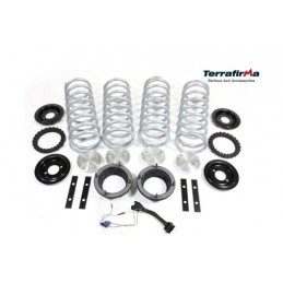 Range Rover P38A Air To Coil Conversion Kit (Standard Ride Height) - All Models - supplied by p38spares air, ride, to, coil, c