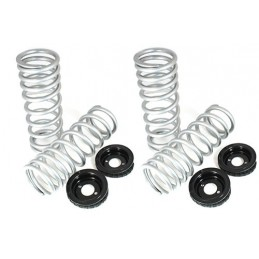 Discovery 2 Air To Coil Conversion Kit (Medium Load, 2 Inch Lift, Springs Only) - All Models www.p38spares.com air, springs, lif
