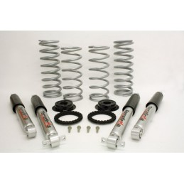 Discovery 2 Air To Coil Conversion Kit (Heavy Load, 2 Inch Lift Includes Springs And All-Terrain Shocks) - All Models - suppli