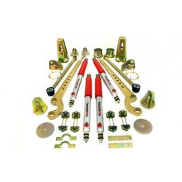 5 Inch Extreme Lt Dislocation Kit Defender 110 And 130 - All Models www.p38spares.com 5, kit, all, and, inch, defender, models,