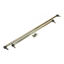 Discovery 1 & Range Rover Classic Heavy Duty Steering Rods (4 Track Rod Ends. Late) - All Models www.p38spares.com rover, range,