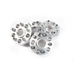 30Mm Wheel Spacers (Discovery 2/Range Rover P38A) - All Models - supplied by p38spares rover, all, wheel, spacers, models, -,