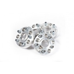 30Mm Wheel Spacers Discovery 3 - All Models - supplied by p38spares discovery, 3, all, wheel, spacers, models, -, 30Mm