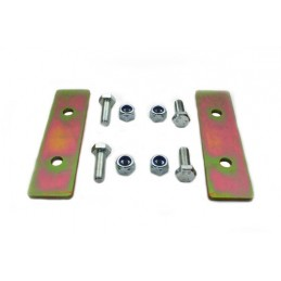 Rear Coil Spring Retaining Plates (Defender 90/Discovery 1/Discovery 2/Range Rover Classic) - All Models www.p38spares.com rear,