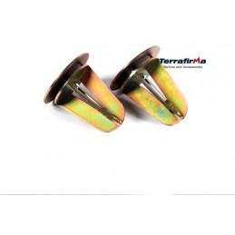 Rear Coil Spring Dislocation Cones (Defender 90/Discovery 1/Range Rover Classic) - All Models www.p38spares.com rear, spring, co