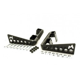 Rear Bumper Corners (Defender 110) - All Models - supplied by p38spares rear, all, models, -, Bumper, (Defender, Corners, 110)