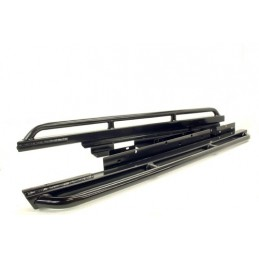 Discovery 1 Rock Sliders With Tree Bars (5Door) - All Models - supplied by p38spares with, discovery, all, 1, models, -, Bars,