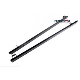 Defender 130 Rock Sliders Without Tree Bars - All Models - supplied by p38spares without, all, defender, models, -, 130, Bars,