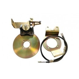 Defender Disc Brake Hand Brake Conversion Kit - 90/110/130 - supplied by p38spares conversion, kit, brake, defender, hand, -,