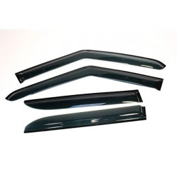 Terrafirma Wind Deflectors Range Rover Sport - All Models - supplied by p38spares sport, rover, range, all, terrafirma, models