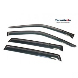 Terrafirma Wind Deflectors Freelander 2 - All Models - supplied by p38spares 2, all, freelander, terrafirma, models, -, Wind,