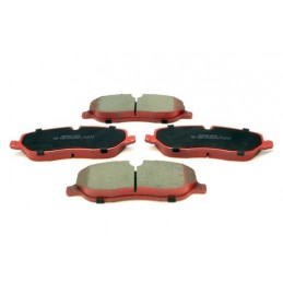 Ferodo Front Brake Pads Discovery 3 - All Models - supplied by p38spares front, discovery, 3, all, brake, models, -, Pads, Fer