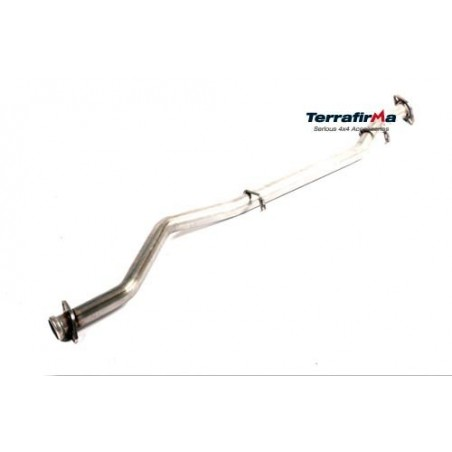 Terrafirma Silencer Replacement Pipe Defender 90 200Tdi 1990-1994 - All Models